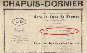 chapuis-dornier-antony-300x182 Antony cyclecar Cyclecar / Grand-Sport / Bitza Divers