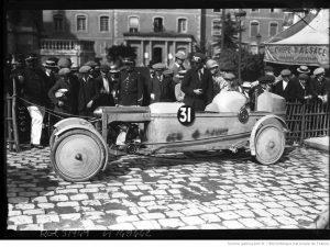 circuit-de-Mans-Bourbeau-sur-Bédélia-1913-300x225 Bédélia Cyclecar / Grand-Sport / Bitza Divers