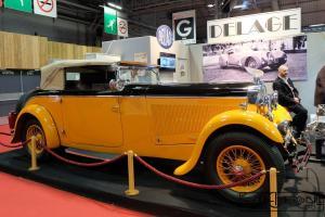 DSCF6884-300x200 Delage D8-23 de 1930 par Figoni et Falaschi Divers Voitures françaises avant-guerre