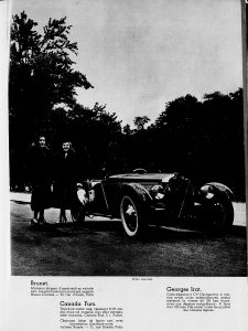 Femina-juil-1937-225x300 Georges Irat 5 et 6 cv Cyclecar / Grand-Sport / Bitza Divers Georges Irat