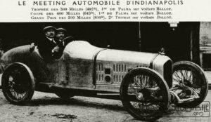 René-Thomas-à-Indianapolis-en-1920-2e-Ballot-300x174 Ballot 3 litres 1920 Cyclecar / Grand-Sport / Bitza Divers