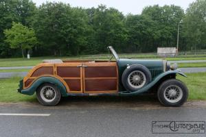"voisin-C11-2-300x200 Voisin C11 ""Woody"" Cabriolet de 1927 Voisin"