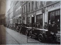 La Caravane Citroën passe chez Closse à Nancy