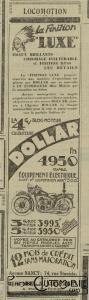 Dollar-pub-15-03-1931-89x300 Dollar R3 1930 Autre Divers
