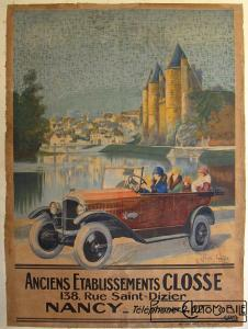 affiche-closse-nancy-citroën-226x300 La Caravane Citroën passe chez Closse à Nancy Divers