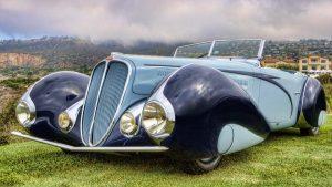 delahaye-135-figoni-Copier-300x169 Talbot Lago Roadster Figoni-Falaschi Divers Voitures françaises avant-guerre
