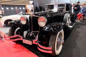 CORD-L29-Cabriolet-1929-1-300x200 Cord L29 à Epoqu'Auto Divers Voitures étrangères avant guerre