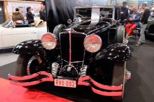CORD-L29-Cabriolet-1929-5-300x200 Cord L29 à Epoqu'Auto Divers Voitures étrangères avant guerre