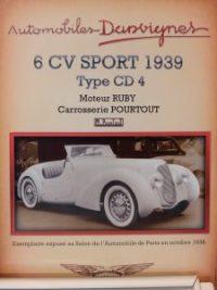 Rémi-Danvignes-CD4-Pourtout-1939-3-225x300 Rémi Danvignes Divers Georges Irat