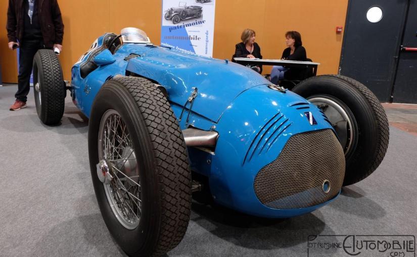 Talbot Lago T26 GP 1948