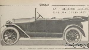Omnia-juin-1921-Lorraine-dietrich-15-cv-1-3-300x168 Lorraine Dietrich B2-6 torpédo de 1922 Lorraine Dietrich B2-6 1920