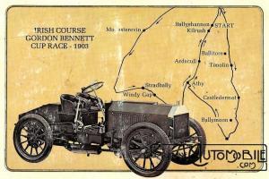 """Napier-GP-1903-300x200 Napier """"Gordon Bennett"""" 1903 Cyclecar / Grand-Sport / Bitza Divers Voitures étrangères avant guerre"""