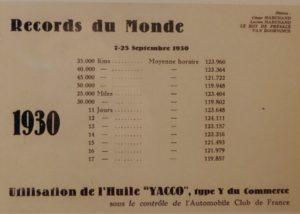 """voisin-c18-1930-Record-3-300x214 Voisin C15 """"Petit Duc"""" 1929 Voisin Voitures françaises avant-guerre"""