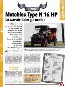 Motobloc-16-cv-Fiche-1-225x300 MOTOBLOC Type N 1909 Divers Voitures françaises avant-guerre