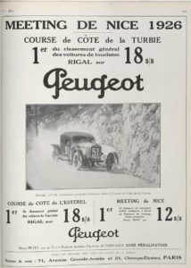 Vogue-1926-214x300 Peugeot 174 S Torpedo Divers Voitures françaises avant-guerre