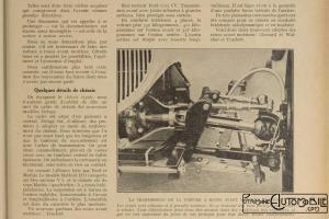 "Tracfort-1-300x200 Tracfort type B1 Sport "" Mouette "" 1934 Divers Voitures françaises avant-guerre"