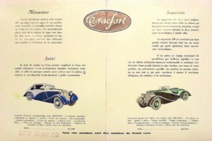 "Tracfort-2-300x200 Tracfort type B1 Sport "" Mouette "" 1934 Divers Voitures françaises avant-guerre"