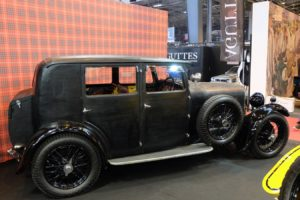 Bentley-4.5-L-Saloon-1929-châssis-XF3520-1-300x200 Bentley 4.5 L Saloon 1929 Cyclecar / Grand-Sport / Bitza Divers Voitures étrangères avant guerre