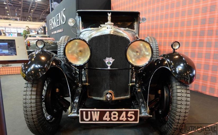 Bentley 4.5 L Saloon 1929