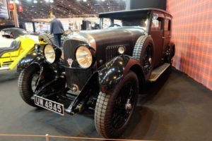 Bentley-4.5-L-Saloon-1929-châssis-XF3520-6-300x200 Bentley 4.5 L Saloon 1929 Cyclecar / Grand-Sport / Bitza Divers Voitures étrangères avant guerre