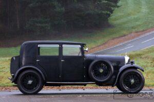 Bentley-4.5-L-Saloon-1929-châssis-XF3520-8-300x200 Bentley 4.5 L Saloon 1929 Cyclecar / Grand-Sport / Bitza Divers Voitures étrangères avant guerre