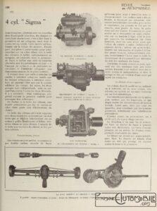 La_Revue_commerciale_automobile-Sigma-1913-2-223x300 Sigma 1916 Divers Voitures françaises avant-guerre