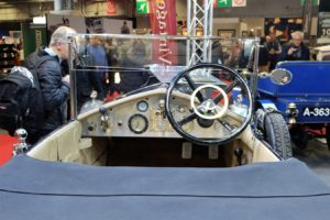 Vauxhall-30-98-E-Velox-1920-12-300x200 Vauxhall 30/98 Wensum (OE259) de 1925 Cyclecar / Grand-Sport / Bitza Voitures étrangères avant guerre