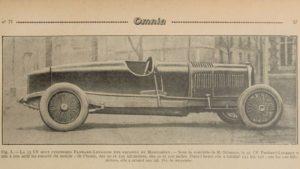 Omnia-juin-1926-Panhard-Levassor-35-cv-1-2-300x169 Panhard Levassor 35 CV des Records (1926) Cyclecar / Grand-Sport / Bitza Divers Voitures françaises avant-guerre