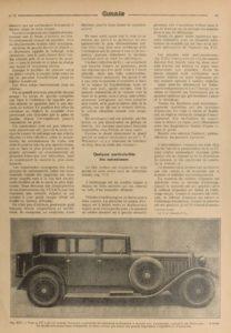 Omnia-juin-1926-Panhard-Levassor-35-cv-8-208x300 Panhard Levassor 35 CV des Records (1926) Cyclecar / Grand-Sport / Bitza Divers Voitures françaises avant-guerre