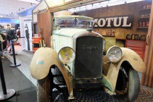 Peugeot-176-Felber-Cabriolet-1926-avant-restauration-Rétromobile-2015-5-300x200 Peugeot 176 Cabriolet Felber 1926 (1/2) Divers Voitures françaises avant-guerre