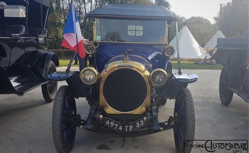 Chenard et Walcker T2 1914