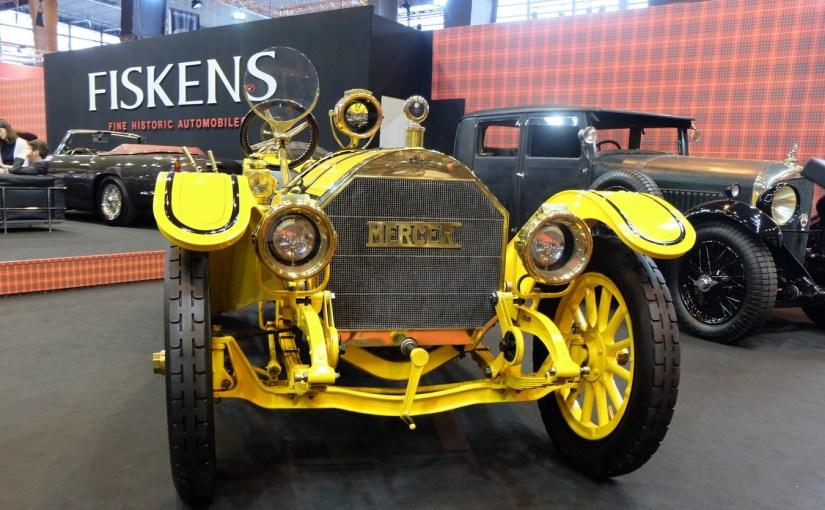 MERCER 1912 Raceabout
