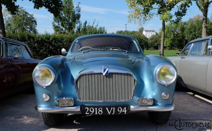 Talbot Lago Coupé T14LS 1956