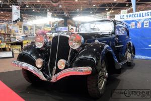 Delahaye-135-coupe-des-alpes-1936-Labourdette-11-300x200 Delahaye 135 1936 Coach Aerodynamique par Labourdette Voitures françaises avant-guerre