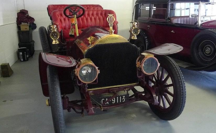 De Dietrich Type CO 40 CV Double Phaeton 1905