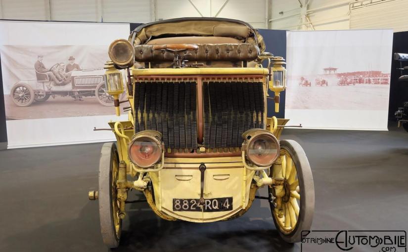 De Dietrich  HP Double Phaeton 1899
