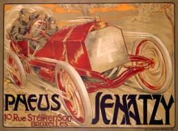Georges_Gaudy01-300x220 La Jamais Contente 1899 Cyclecar / Grand-Sport / Bitza Divers Voitures françaises avant-guerre