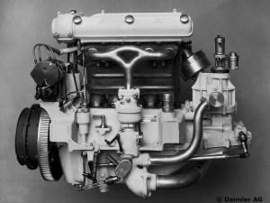 "Mercedes-1500-targa-florio-1922-moteur-300x225 Mercedes 1,5 L ""6/40/65"" Targa Florio 1923 Cyclecar / Grand-Sport / Bitza Divers Voitures étrangères avant guerre"