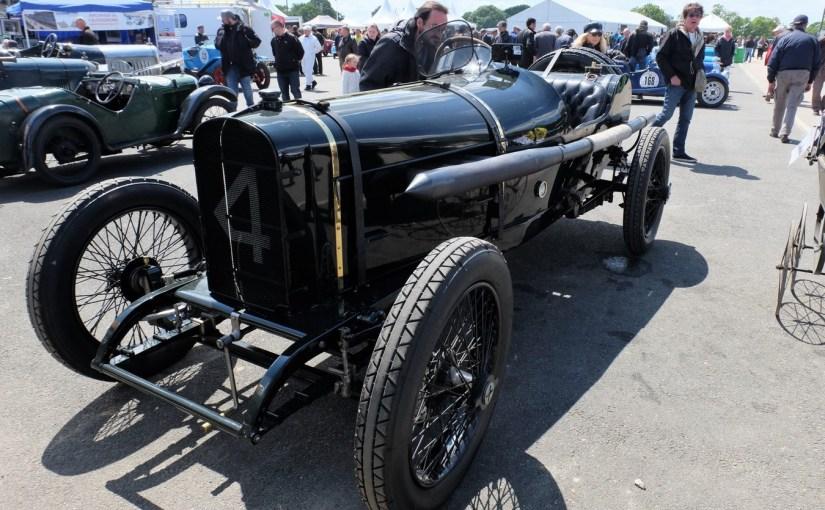 """SUNBEAM TT """"Ile of Man"""" 1914"""