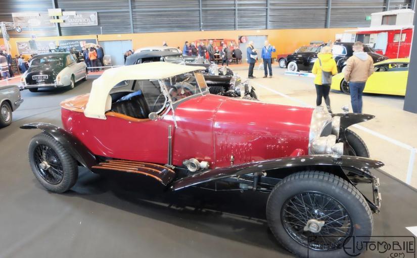 Bentley 3 Litres Skiff 1928