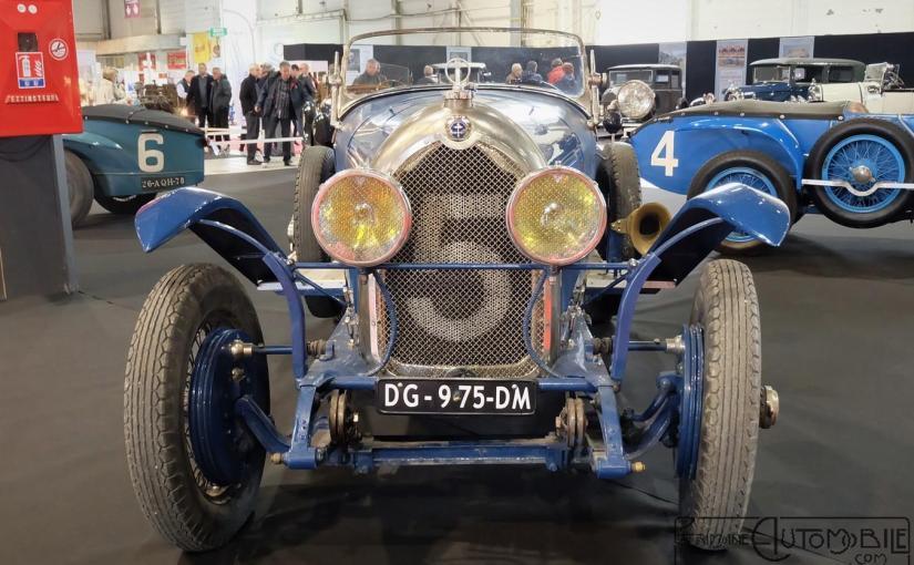 Lorraine Dietrich B3-6 victorieuse des 24 Heures du Mans 1925