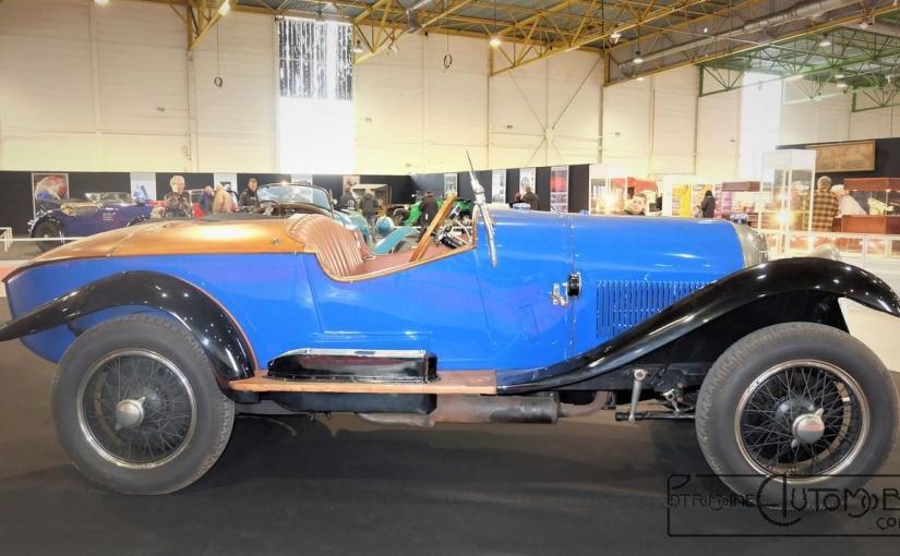 Lorraine Dietrich B3-6 Sport Torpédo Labourdette 1927
