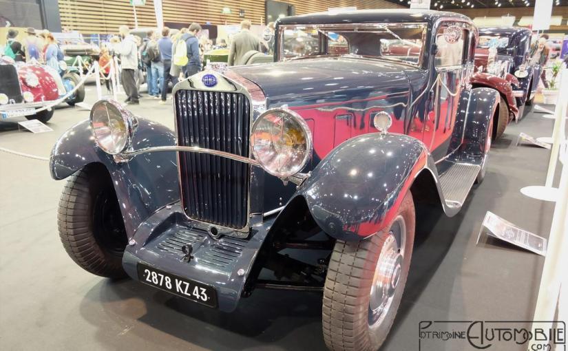 Delage D6-11 S Coach Autobineau 1933