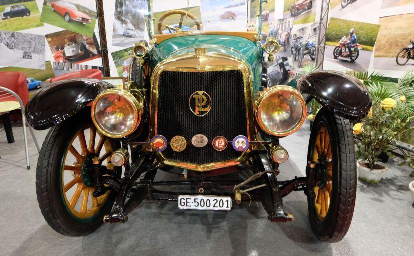 Panhard-Levassor 10 Cv Type X19 de 1913
