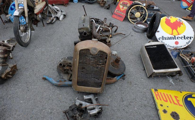 Rally cyclecar projet?