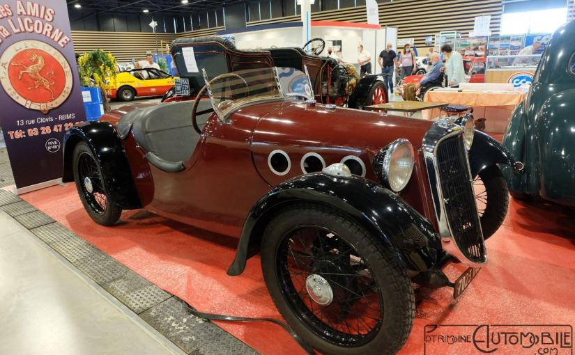 Darmont V Junior 1935