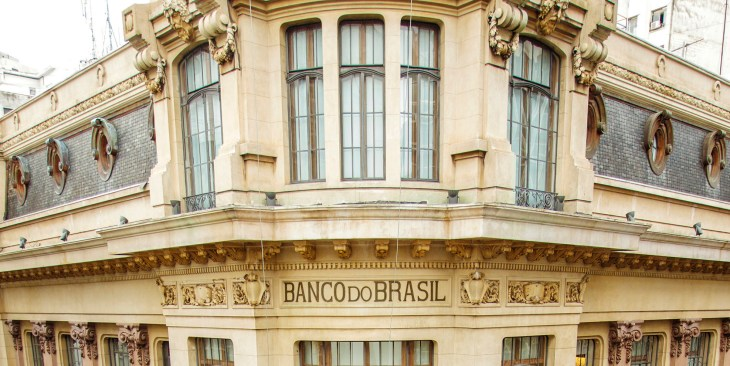 Fachada CCBB SP. Foto: Bruno Senna