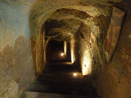 Refugio subterráneo guerra civil (Alaior)