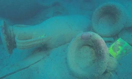 El yacimiento del pecio Bou Ferrer será el primer BIC subacuático