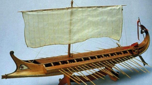 """Completan el """"rompecabezas"""" de un antiguo barco de guerra griego en el sur de Rusia"""
